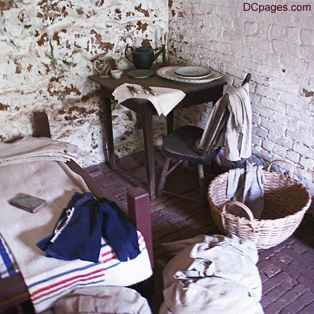 Washington dc photo gallery thomas jefferson s slave quarters at