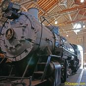 B&O Railroad 4500 Locomotive