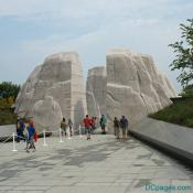 Martin Luther King Jr. Memorial Mountain of Despair