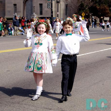 Washington DC St. Patricks Day Parade