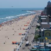 Ocean City - Amazing view from the Dunes Manor Hotel. For more information CLICK HERE!