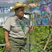Ms. Debbie Kirkley, National Park Service