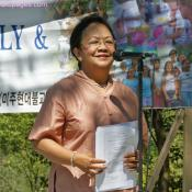 Ms. Khin Se Myint, Secretary of BABA