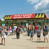 Maryland State Fair Entrance