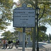 Sign - PLYMOUTH ROCK