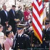 Joint Armed Forces Color Guard of the Military District of Washington